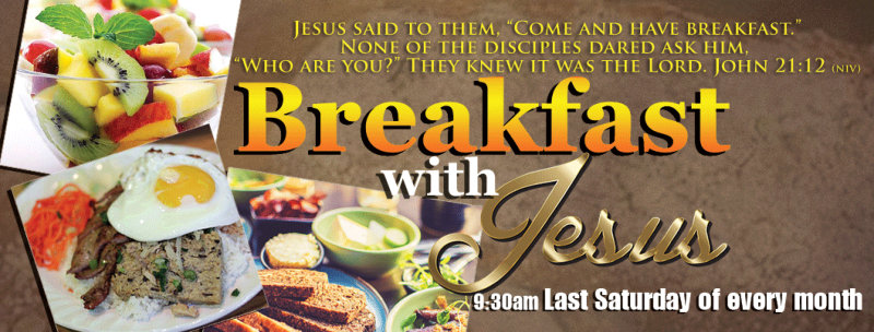 Breakfast Flyer