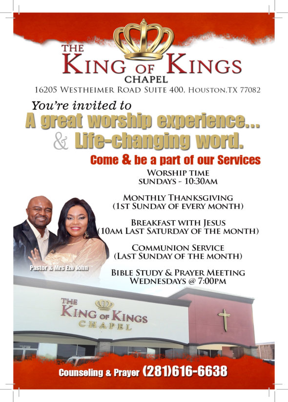 Join Our Ministry Flyer