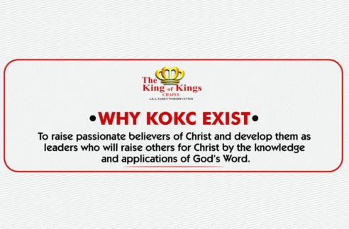 Why KOKC Exist
